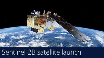 Sentinel-2B satellite launched to photograph Earth