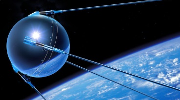 60 years since the beginning of the Space Age