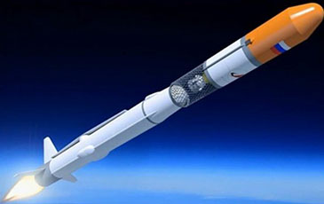 Tests of the Russian reusable carrier rocket will begin in 2022